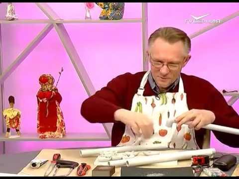 Рамка для вышивки - DomaVideo.Ru