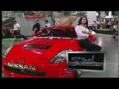 Pro Drifter Verena Mei At The SEMA Show