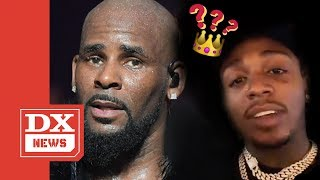 """R. Kelly Responds To Jacquees Claiming He's The """"King Of R&B"""""""