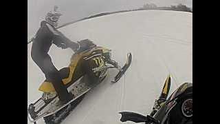 8. ski-doo 500SS vs ski-doo 800HO