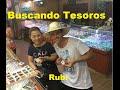 BUSCANDO TESOROS  EP1 - Rubi Piedras Preciosas - Como Comprar en Cambodia