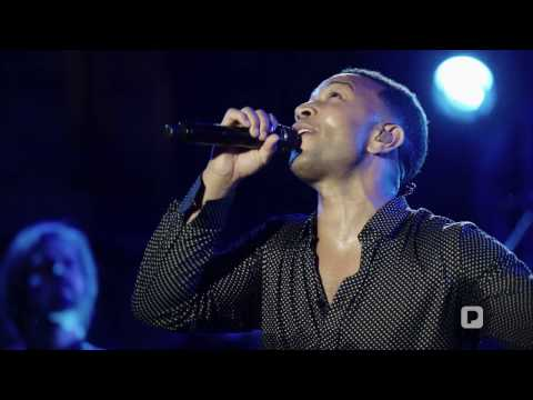 "John Legend - ""Surefire"" Live from Pandora"
