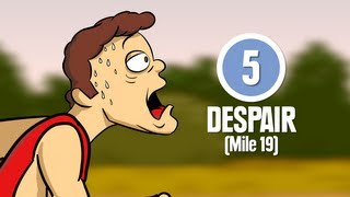 From excitement to despair to elation in 26.2 miles. Share on FB: http://on.fb.me/1eVfvST (you can add a note) Tweet This: ...