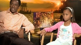 Nonton Beasts of the Southern Wild - Interview with Benh Zeitlin, Quvenzhané Wallis and Dwight Henry Film Subtitle Indonesia Streaming Movie Download