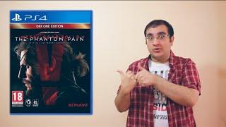 Konami, ilk videoyu indirdikten sonra bazı değişiklikler yaparak tekrar yüklemek zorunda kaldım. Ömrümü çürüten ve hazırlaması iki ay süren Phantom Pain ...