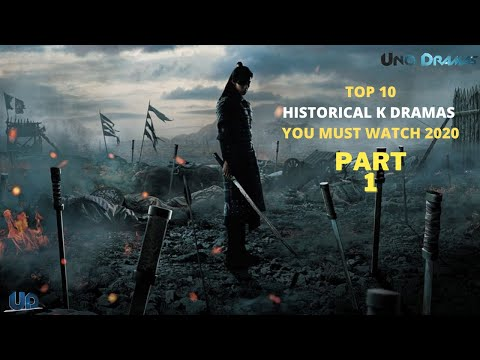 TOP 10 HISTORICAL KOREAN DRAMAS YOU MUST WATCH IN 2020