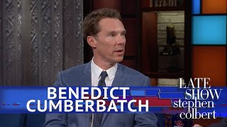 Video Benedict Cumberbatch, Not Dr. Strange, Had A Tibetan Experience MP3, 3GP, MP4, WEBM, AVI, FLV Mei 2018