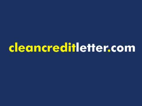 0 How to Repair Bad Credit in 20 Days using Simple Letter that Works!