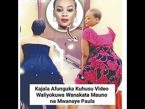 Imevuja Video Ya Kajala Staa Wa Bongo Movie Na Mwanae Wakikata Mauno