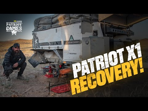 Our Toughest Recovery Yet, Patriot Campers X1 Stranded in Mongolia • Season 3 • Episode 23
