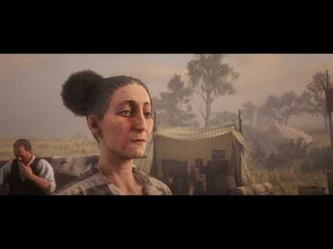 Cinematic opening mission de Red Dead Redemption 2