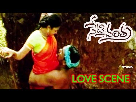 Neti Charithra Telugu Movie Romantic Scene | Amala Paul | Harish Kalyan