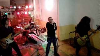 Video Skytron - Hello I´m Leaving (Punk Song) -  Chvaletice 17.12.2016