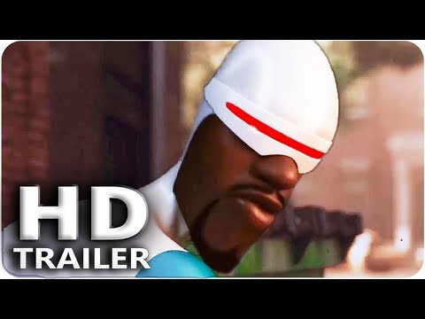 INCREDIBLES 2 Elastigirl & Frozone Theme Song Trailer (2018) Pixar, Disney | The Incredibles Toys HD