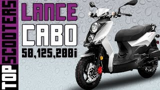 1. Lance Cabo Scooter (50cc, 125cc & 200i)