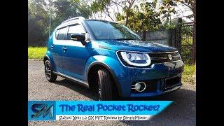 Video 2017 Suzuki Ignis 1.2 MT Indonesia Review : The Pocket Rocket ? MP3, 3GP, MP4, WEBM, AVI, FLV Agustus 2017