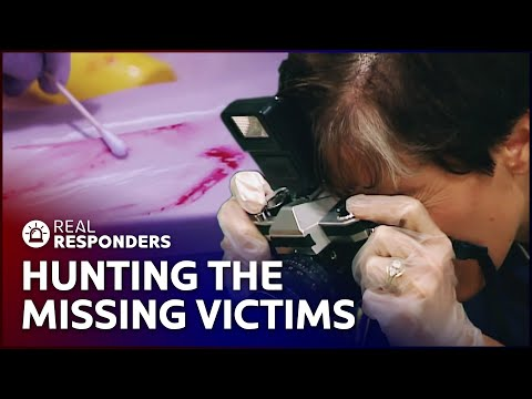 Detectives Investigate Missing Victims  | The New Detectives | Real Responders