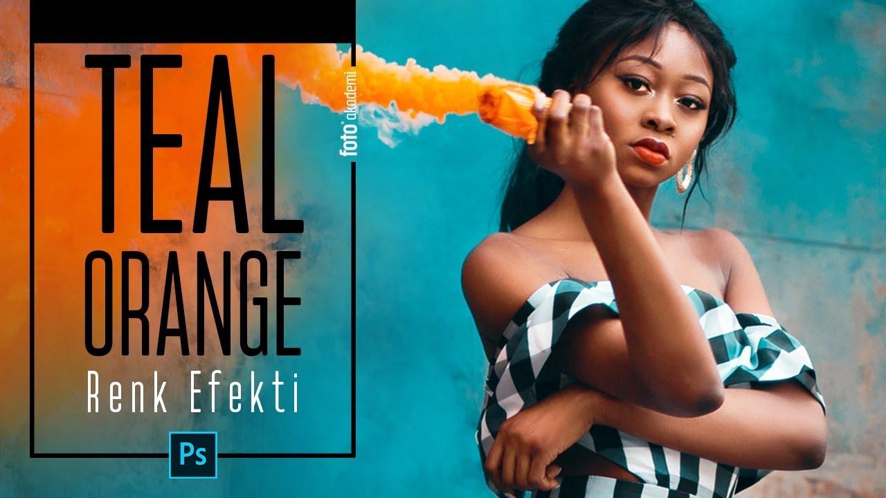 Teal & Orange Renk Efekti Nasıl Yapılır? (Rus Tonlaması) 7 Örnek