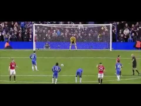 Chelsea 5-4 Man Utd (31-10-2012 Capital One Cup 2012/13) All Goals And Highlights