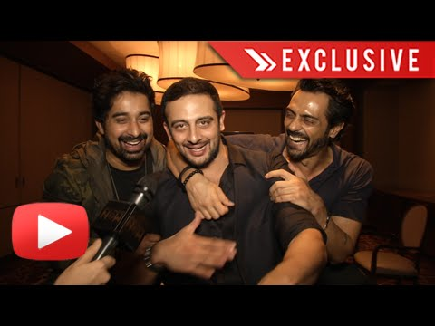 Interview: Arjun Rampal, Rannvijay Singha And Arun