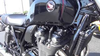 5. 2014 Honda CB1100 Test Ride and Review