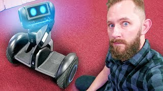 Video Sending My Robot To Work Instead Of Me... MP3, 3GP, MP4, WEBM, AVI, FLV Juli 2018