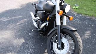 7. 2012 Honda Shadow® Phantom
