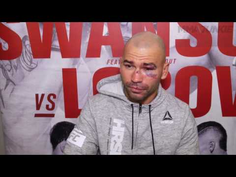 Although Artem Lobov didn't get UFC Fight Night 108 win, he got 'one hell of a fight' (видео)