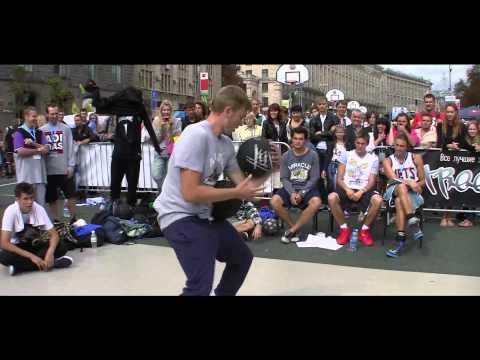 Nitro (HOTC) vs 4EYED (Flow Fever) USL Freestyle Battle 2013