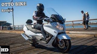 10. Otto Bike-2019 Suzuki Burgman 650 Executive ND Premium Features Edition First Impression  HD