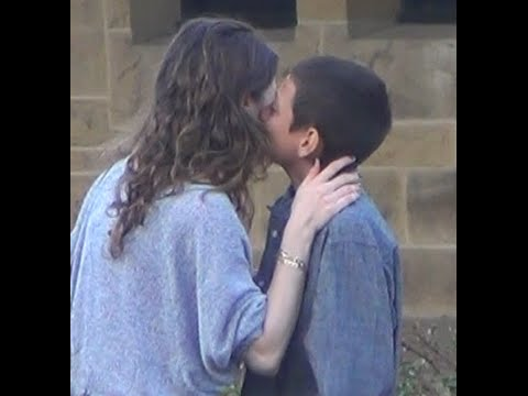 Old girls with girls kissing videos 9
