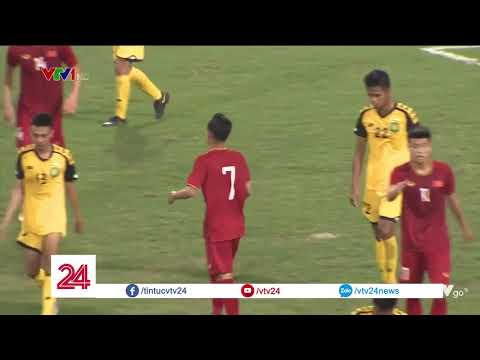 Thấy gì từ đội hình U23 Việt Nam dưới thời HLV Park Hang-seo tham dự vòng loại U23 châu Á? | VTV24 - Thời lượng: 1:43.