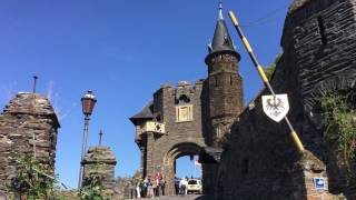 40 seconds tour of Cochem