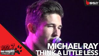 Michael Ray performs Think a Little Less at Fan Jam 14 Video