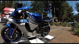 4. 2016 Yamaha YZF R1