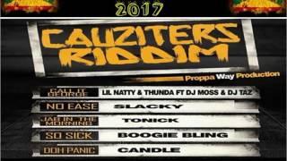 Video Candle - Doh Panic (Grenada Soca 2017) Cauziters Riddim MP3, 3GP, MP4, WEBM, AVI, FLV Oktober 2018