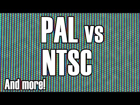 Analog Color TV Wrap-Up--Some extra info