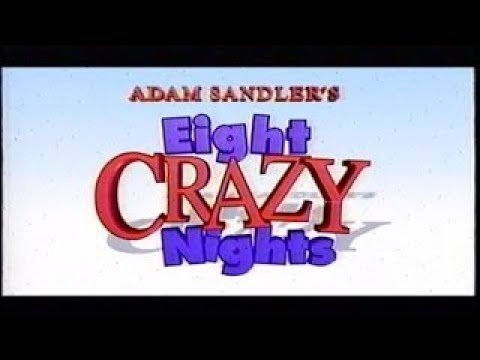Eight Crazy Nights (2002) Trailer (VHS Capture)