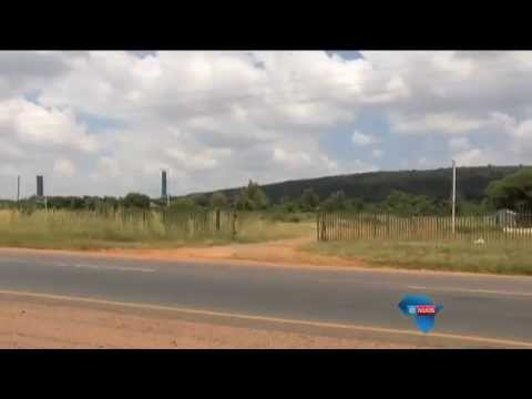 Reuse-grondeis in Pretoria / Huge land claim in Pretoria