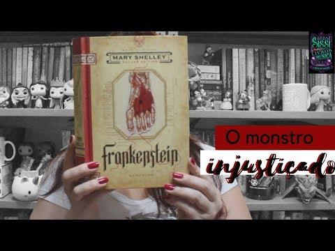 Frankenstein - #30 Rezembro |  Dicas da Sissi