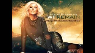 Christina Aguilera music video We Remain (Remix)