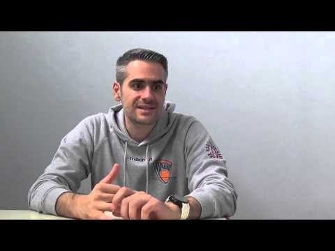 Giannis Kastritis preview talking about Greek A1 League 2015-16