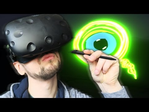 VIRTUAL REALITY EDITION    Drawing Your Tweets #9 (видео)