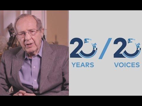 William Perry - CTBT 20 Years 20 Voices