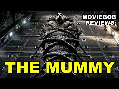 MovieBob Reviews: THE MUMMY (2017)