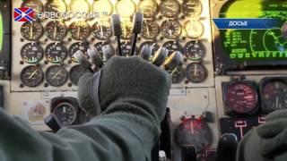 Американский B-52 потерял двигатель