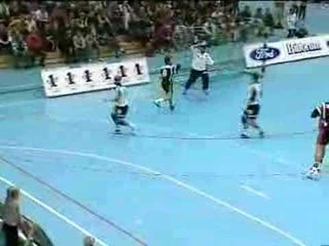 Funny handball