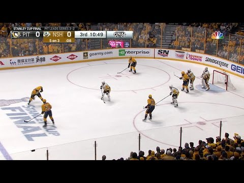 Video: Stanley Cup Final: Penguins 2, Predators 0 highlights