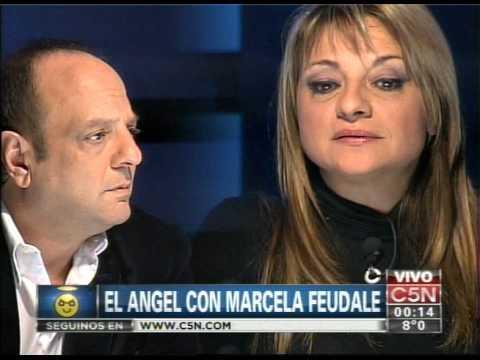 C5N - EL ANGEL DE LA MEDIANOCHE CON MARCELA FEUDALE
