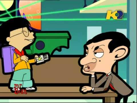Mr. Bean - Viaggio nello spazio